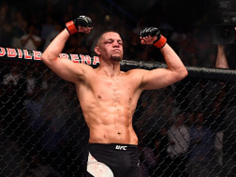 Nate Diaz vs Georges St-Pierre targeted for UFC 227, confirms Dana White