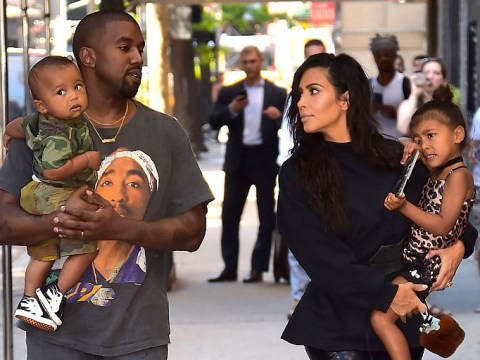Kim Kardashian wants another baby after not having to breastfeed Chicago: 'It's a game changer'