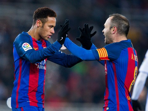 Ernesto Valverde compares Neymar's departure to Andres Iniesta's: 'We had to turn everything inside out!'