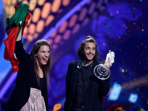 What would happen if the winning Eurovision country couldn't host the following year?