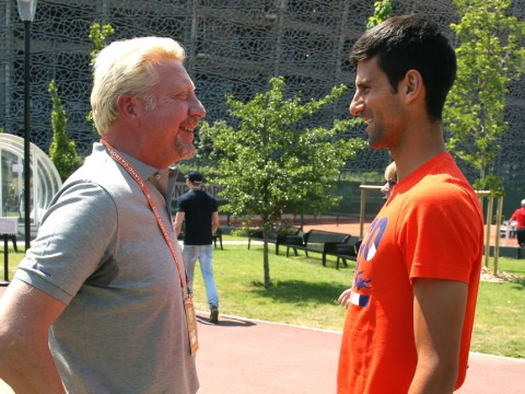 Bring Boris Becker back? Novak Djokovic discusses if he'll make further changes to his team