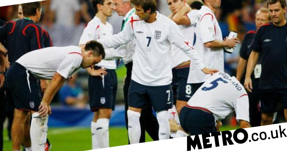 Rio Ferdinand reveals what ruined England's golden generation