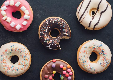 5 best gluten free doughnuts to celebrate National Doughnut Week