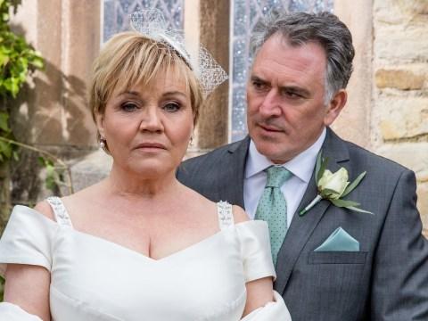 Emmerdale spoilers: Bob Hope and Brenda Walker split after wedding showdown