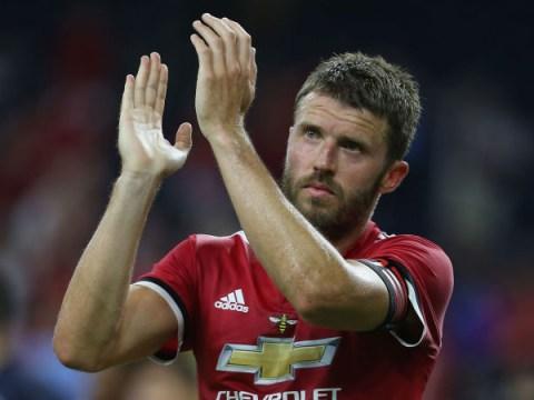 Jose Mourinho reveals plan for retiring Manchester United captain Michael Carrick