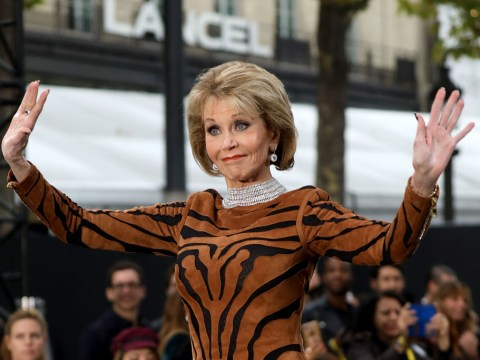 Jane Fonda, 80, is done with sex as she reveals she's 'closed up shop down there'