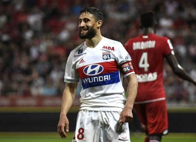 quality design 72a5a db545 Liverpool transfer news: Nabil Fekir fuels rumours ahead of ...