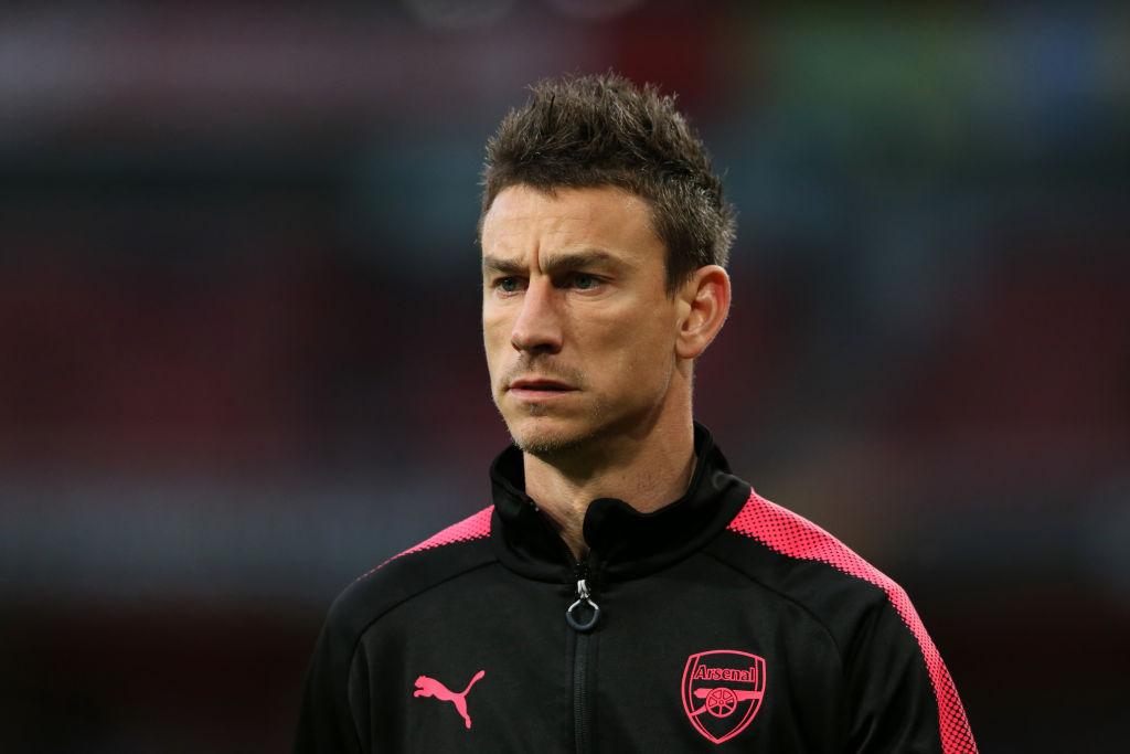 Laurent Koscielny reveals he's set to leave Arsenal in 2020