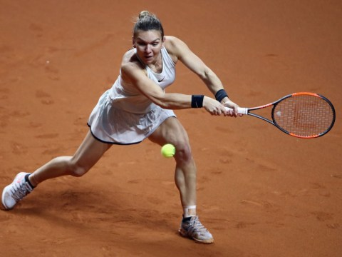 Simona Halep begins defence of Madrid Open title in style as she chases history