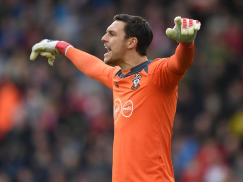 Liverpool and Arsenal in battle to sign Southampton goalkeeper Alex McCarthy