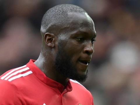 Romelu Lukaku behind schedule as Manchester United sweat on striker's fitness for FA Cup final