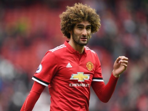 Marouane Fellaini contract demands revealed as he drops hint over Manchester United future
