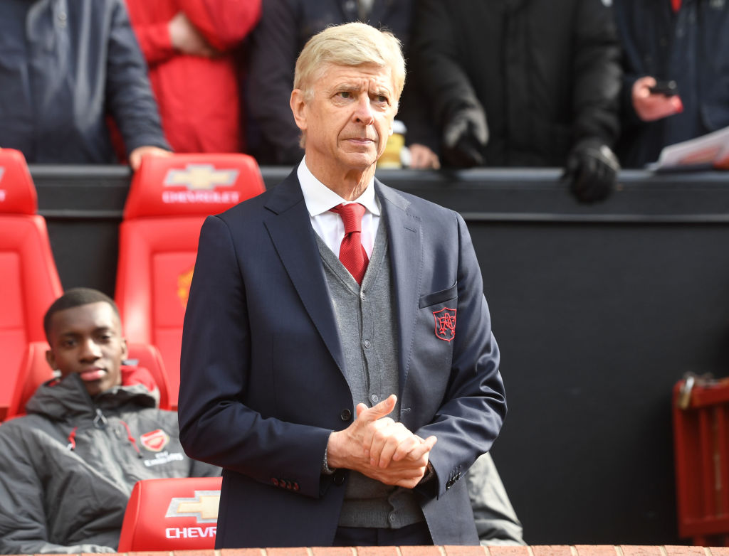 Emmanuel Petit reveals what he text Arsene Wenger when Arsenal exit was announced