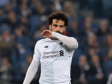 Mohamed Salah trains 'at 20 per cent' because of injury fears, says Alberto Moreno