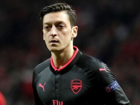 Mesut Ozil had 'sleepless night' following Arsenal's defeat to Atletico Madrid