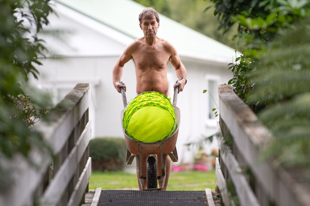 World Naked Gardening Day? I love the idea, but here's why it terrifies me