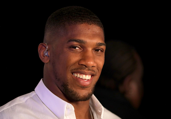 Anthony Joshua warns Deontay Wilder he cannot be bought