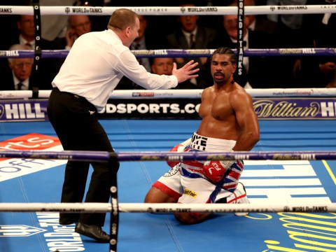 David Haye refuses to retire from boxing after knockout loss to Tony Bellew