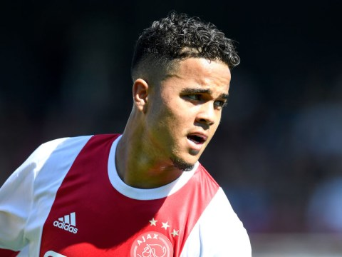 Manchester United transfer target Justin Kluivert reveals he will not sign a new contract with Ajax