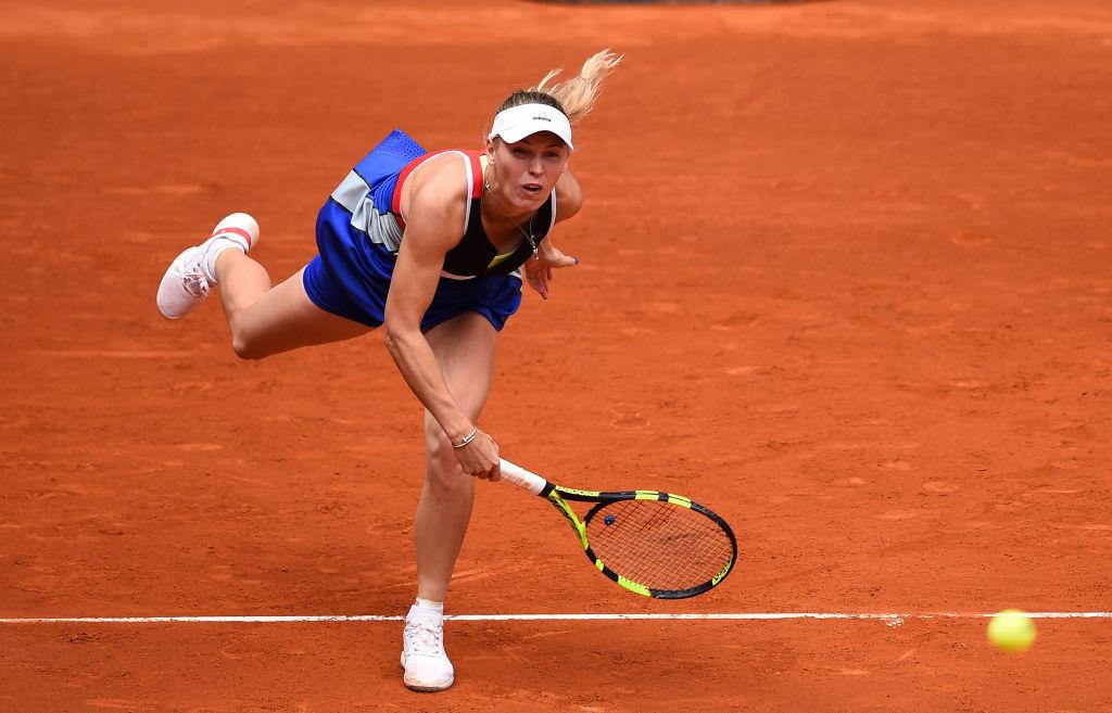 Caroline Wozniacki OUT of the Madrid Open as Simona Halep retains No. 1 ranking