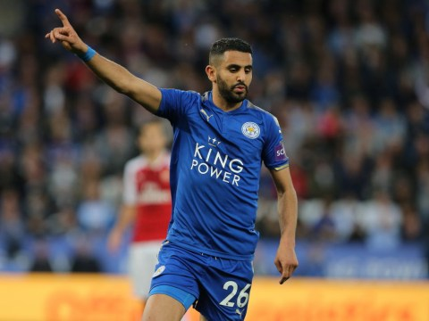 Why Manchester City are yet to complete the signing of Riyad Mahrez