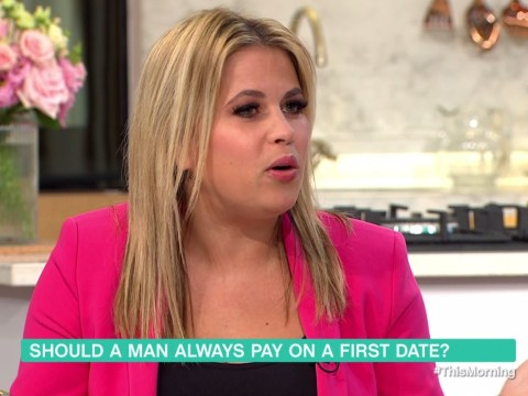 Nadia Essex wades into bill-splitting debate and insists 'men should always pay'