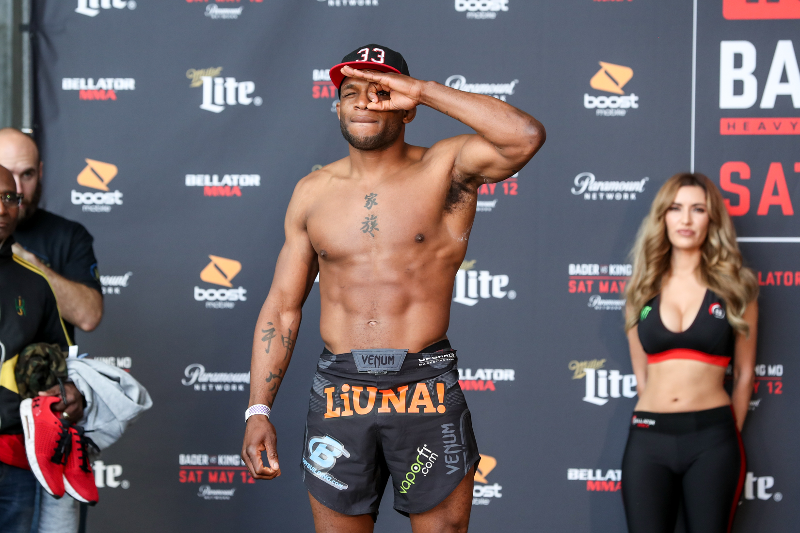 Michael Venom Page believes Paul Daley is trying to force Bellator to cut him