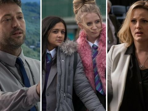 Ackley Bridge launches brand new trailer for series two which reveal which cast are back