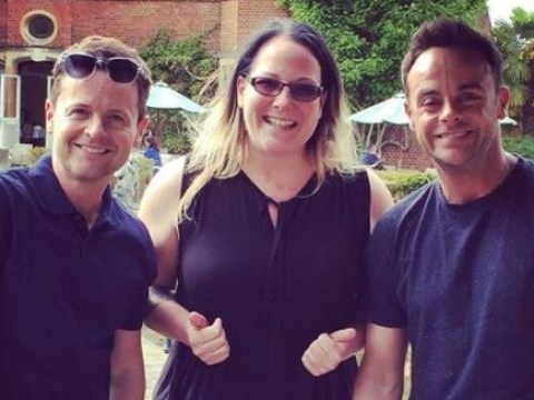 Ant McPartlin and Declan Donnelly pictured together for the first time since drink driving arrest