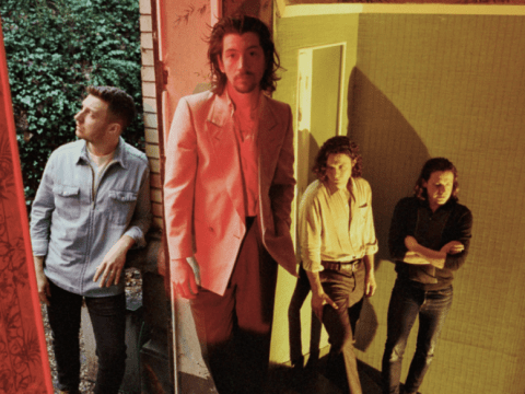 Arctic Monkeys recall the time they kicked David Bowie off his table