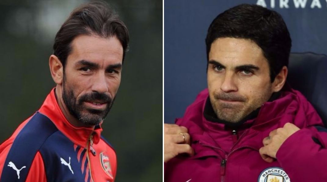 Robert Pires hoping for coaching role under Arsenal's next manager