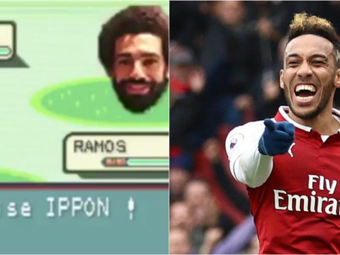 Pierre-Emerick Aubameyang trolls Mohamed Salah and Liverpool with epic Champions League recap