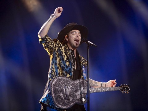 Netherlands Eurovision star Waylon shows why country music works perfectly at the Song Contest
