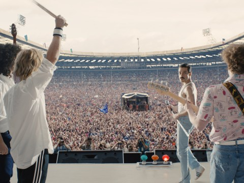 Bohemian Rhapsody set to premiere at Wembley Arena, next door to where Queen played infamous Live Aid gig in 1985