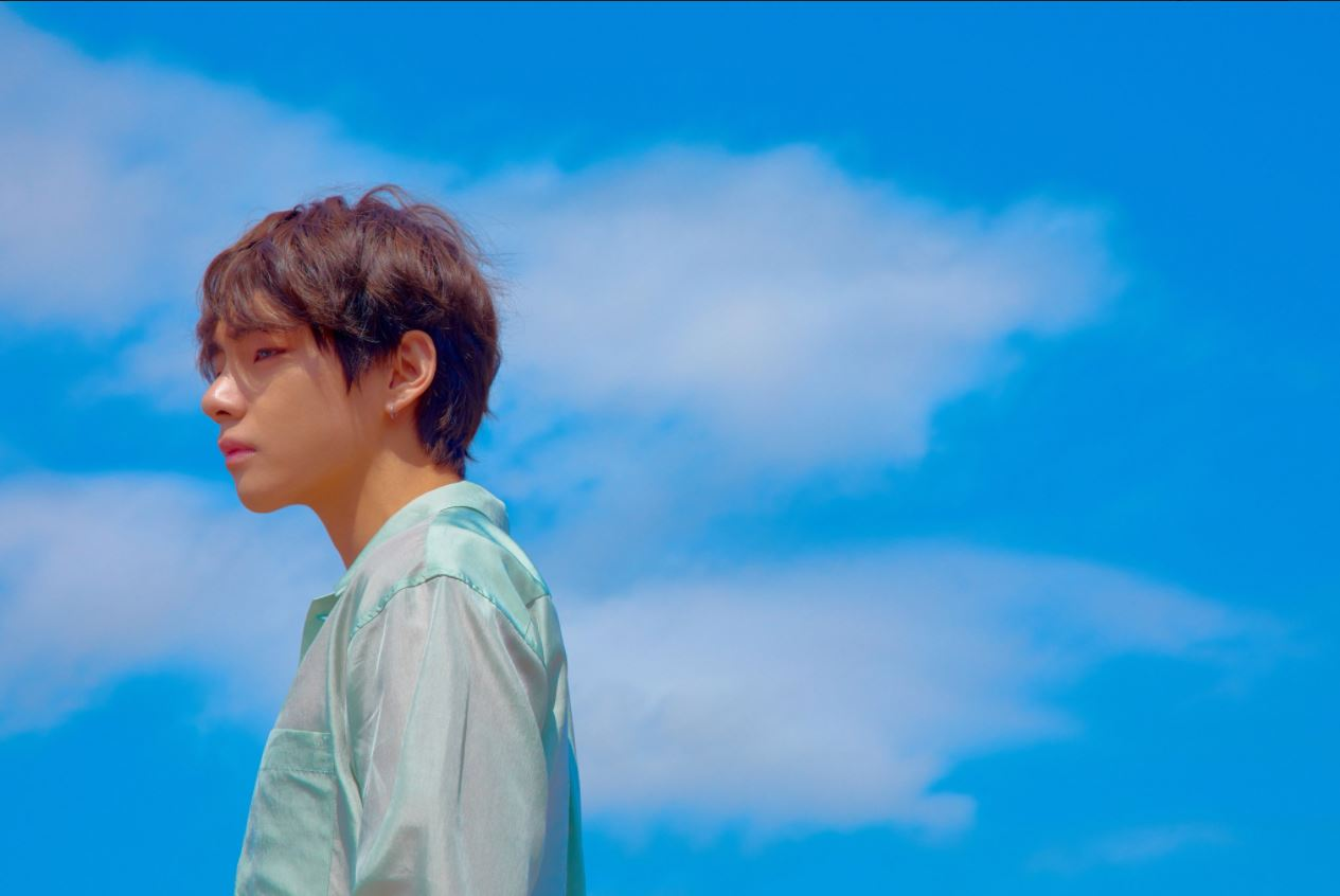 Bts love yourself tear concept photos y o unveils stunning first