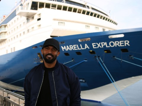Craig David rocks the boat as new cruise ship Marella Explorer is launched in Mallorca