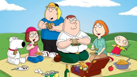Family Guy is 'getting' a movie thanks to 20th Century Fox