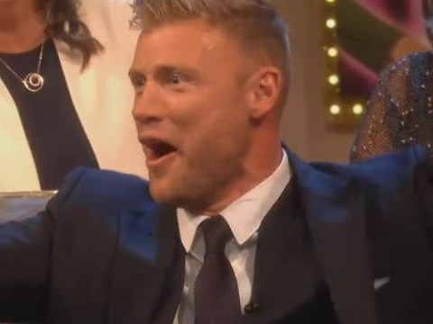 Freddie Flintoff admits using sex to get his steps in on his FitBit