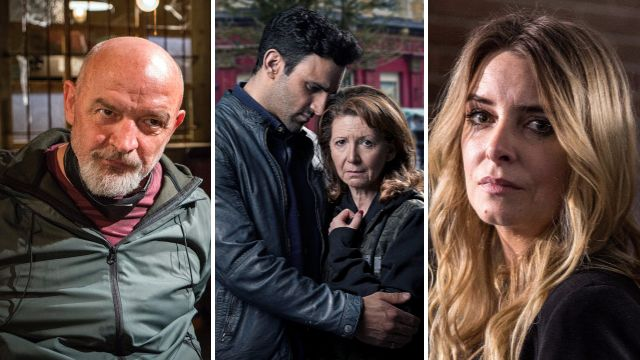 Spoilers for Phelan Coronation Street, Carmel EastEnders and Charity Emmerdale