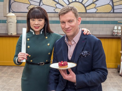 Bake Off The Professionals: Who are judges Cherish Finden and Benoit Blin?