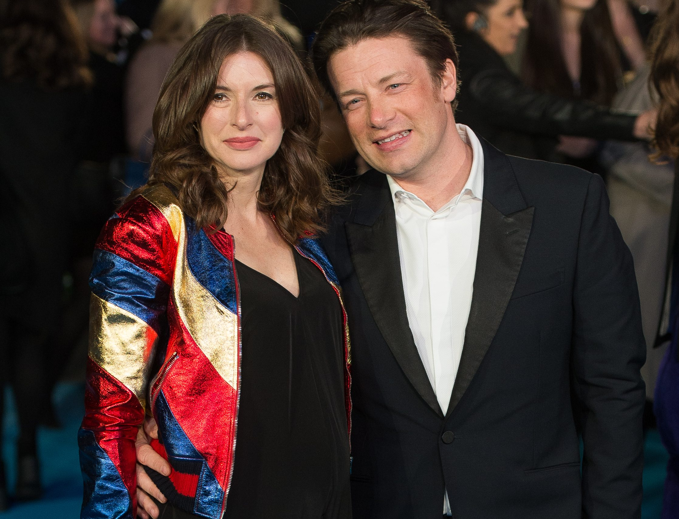 Jamie Oliver thinks five kids isn't enough as he admits he's keen for more