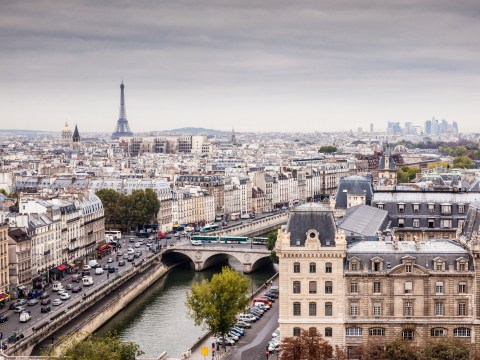How to get the most out of a trip to Paris. Dinner in a private home and a city tour with a guy in the know