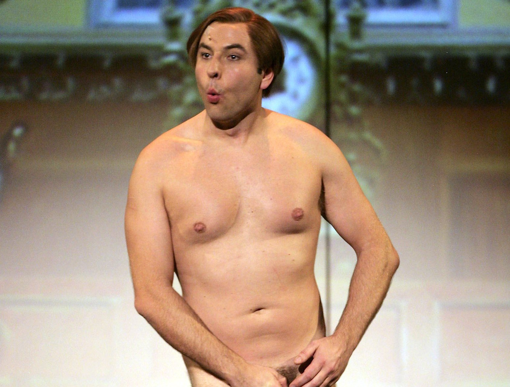 Orlando Bloom isn't the only star to get naked on stage: From Daniel Radcliffe to David Walliams