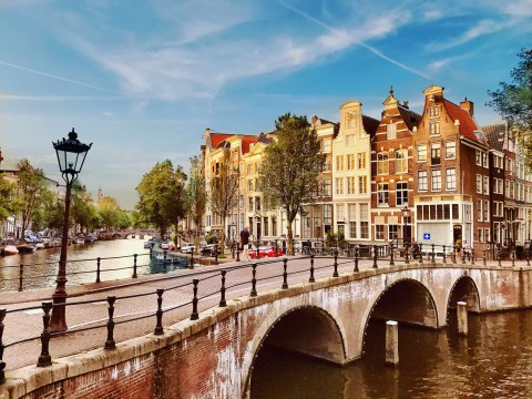 The 10 most instagrammable spots in Amsterdam