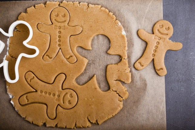 Bakery Changes Label For Gingerbread Man To Gingerbread People