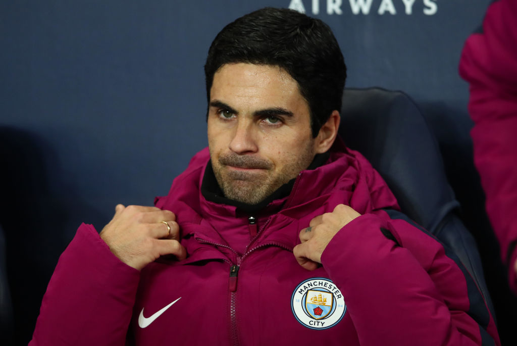 Arsenal decide against appointing Mikel Arteta as Gunners search for experienced manager