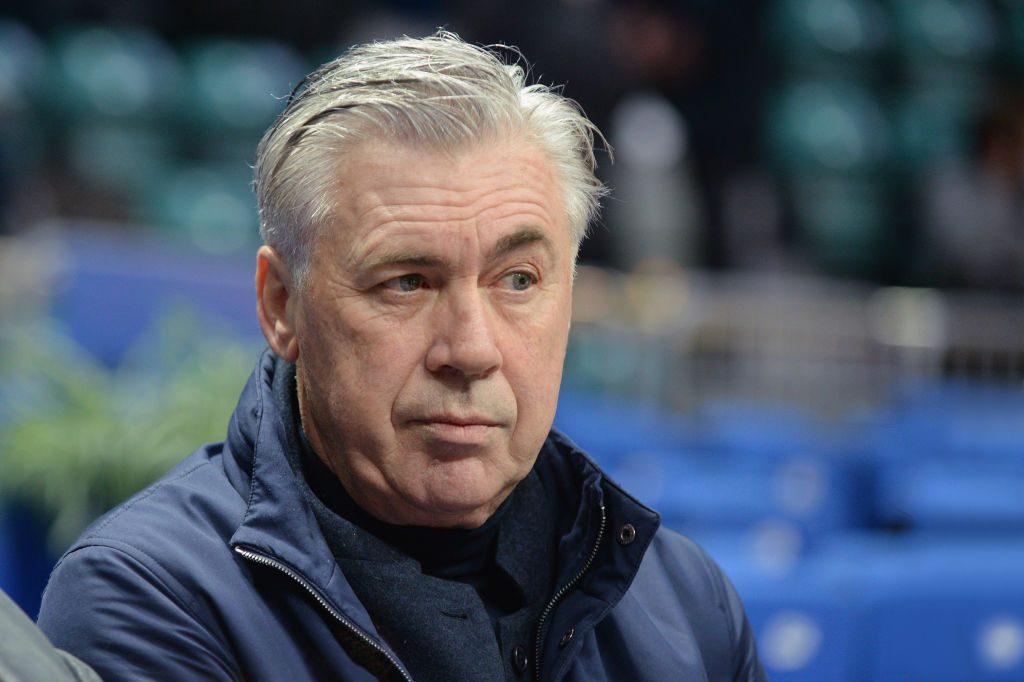 Napoli appoint Carlo Ancelotti after sacking Chelsea target Maurizio Sarri