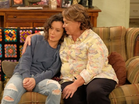 Roseanne Barr 'forgives' co-stars Sara Gilbert and Michael Fishman as they distance themselves after racist tweet