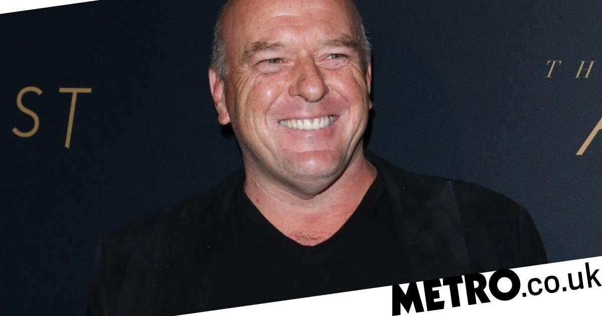 Breaking Bad's Dean Norris accidentally tweets his search for 'sex GIFs'  and the replies are gold