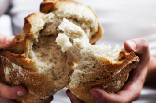 You really don't need to cut out bread to lose weight